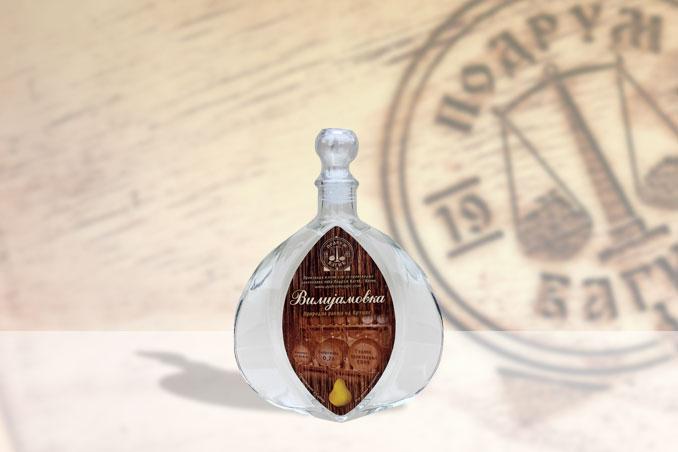 Flaša Vilijamovka ekskluziv 0,7